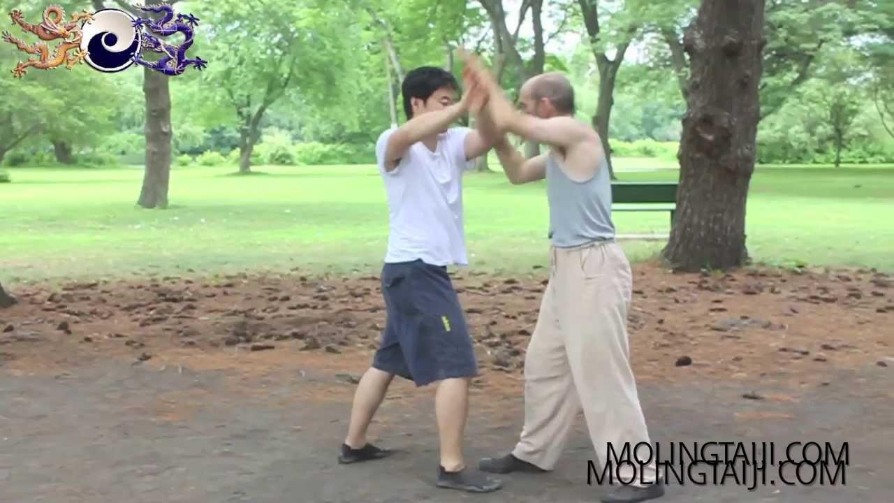 Chen Taijiquan Classic Tuishou Methods Summer 2013