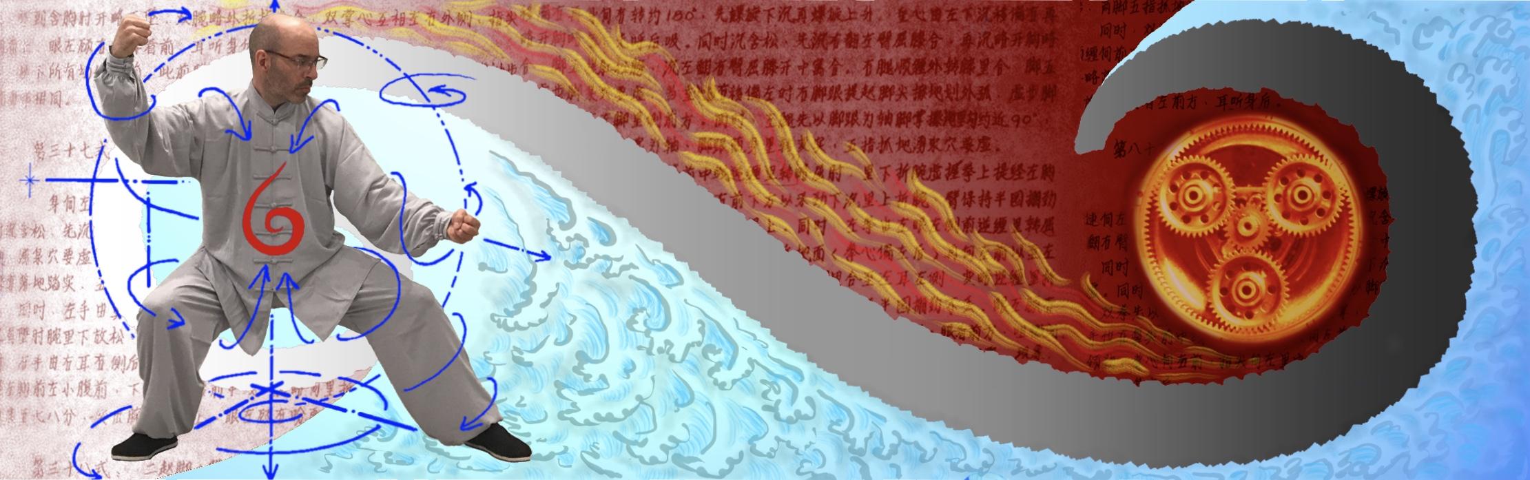 Marin Spivack Chen Shi Taijiquan Gongfu Jia