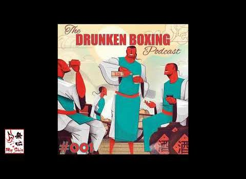 Byron Jacobs 'Drunken Boxing' Podcast; Eposode 1 Featuring Marin Spivack