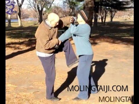 Marin Spivack Chen Taijiquan Form & Method 2012 #2 Zhongpan, Hidden Punch & Heel Kick Variations