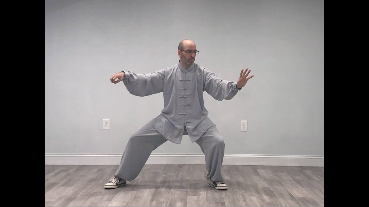 Chen Taijiquan 23 Sequences 2018