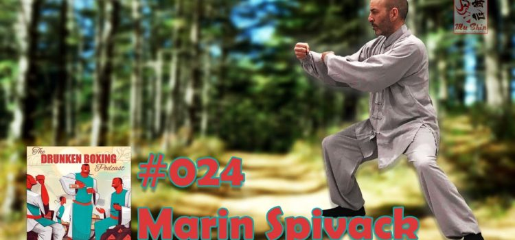 Marin Spivack with Byron Jacobs Podcast #2 Anniversary